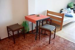 Студия (гостиная+кухня). Черногория, Дженовичи : Студия в Дженовичи с балконом и видом на море