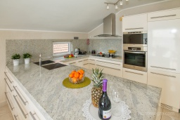 Kitchen. Montenegro, Zelenika : House with 2 bedrooms in Zelenika for 6 guests