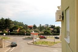 Вид на море. Черногория, Петровац : Апартамент с отдельной спальней, с видом на море