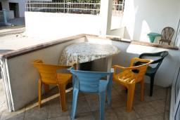 Черногория, Рафаиловичи : Студия на 3 персоны, 50 метров от пляжа