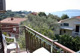 Вид. Черногория, Пржно / Милочер : Апартамент в Пржно с видом на море