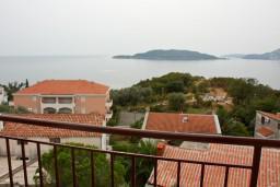 Вид на море. Черногория, Каменово : Апартаменты на 4 персоны, 2 спальни, с видом на море
