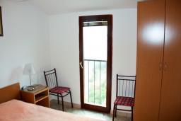 Спальня 2. Черногория, Каменово : Апартаменты на 4 персоны, 2 спальни, с видом на море