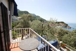 Черногория, Каменово : Студия на 2-3 персоны с видом на море, 150 метров от пляжа