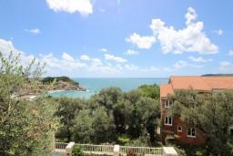 Вид на море. Черногория, Каменово : Студия на 2-3 персоны с видом на море, 150 метров от пляжа