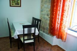 Кухня. Черногория, Котор : Апартаменты на 5 персон, 2 спальни