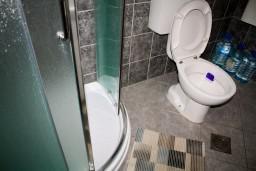 Ванная комната. Черногория, Котор : Апартаменты на 4 персоны, 2 спальни