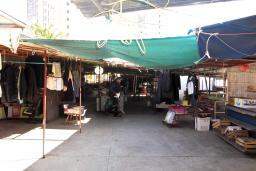 Фруктово-овощной рынок Зелена Пьяца в Игало