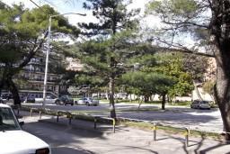 Парковка Солемар в Игало