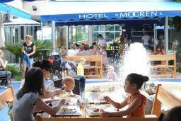 Кафе-ресторан. Mogren 3* в Будве