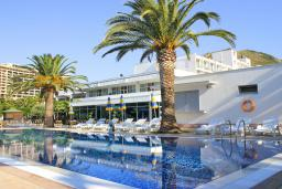 Бассейн. Montenegro Beach Resort 4* в Бечичи