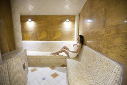 Сауна. Mediteran Wellness & Spa 4* в Бечичи