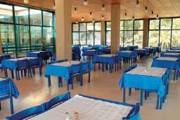 Кафе-ресторан. Alet 2* в Бечичи