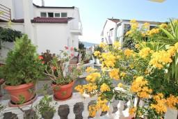 Вид. Черногория, Мельине : Студия для 2-3 человек, с террасой
