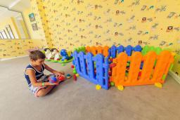 Детская площадка. Vile Oliva 4* в Петроваце