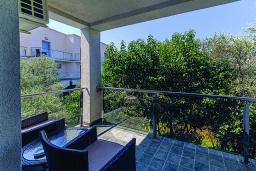 Балкон. Черногория, Петровац : Стандартный номер