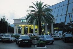 Фасад дома. Plaza 3* в Герцег Нови