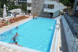 Бассейн. Mediteran Resort 3* в Ульцине