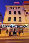 Фасад дома. Montenegrino 4* в Тивате