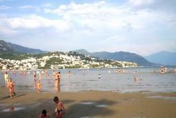 Пляж Блатна плажа / Стара баня в Игало