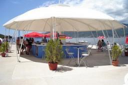 Пляж Крашичи / Krasici в Крашичи