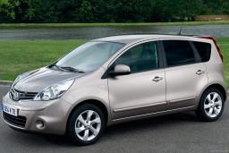 Nissan Note 1.6 automatic : Montenegro