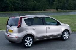 Nissan Note 1.6 автомат : Черногория