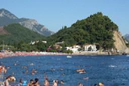 Пляж Петровац городской пляж / Petrovac - gradska plaza в Петроваце