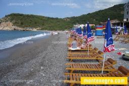 Пляж Булярица / Buljarica в Булярице