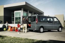 Renault Trafic 2.0 механика : Черногория