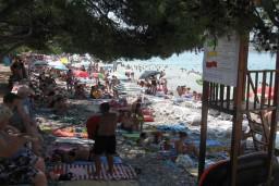 Пляж Жукотрлица / Zukotrlica в Шушани