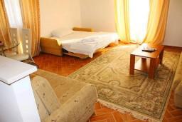 Черногория, Зеленика : Апартамент с 1 спальней и просторным балконом