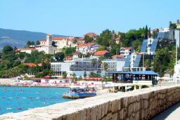 Пляж Отеля Плажа / Hotela Plaza в Герцег Нови