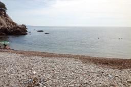 Пляж Штрбине / Strbine в Сутоморе