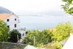 Черногория, Нивице : Студия для 3 человек, с террасой и видом на море