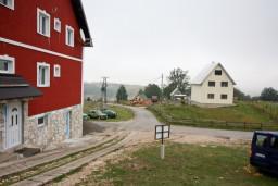 Вид. Черногория, Жабляк : Уютный дом с отдельной спальней, Жабляк, Черногория.