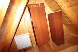Спальня. Черногория, Жабляк : Бунгало с кухней и гостиной на первом этаже, 2-мя отдельными спальнями на втором, Жабляк