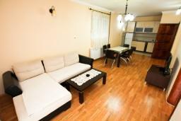 Гостиная. Черногория, Жабляк : Апартамент 2 спальни в Жабляке рядом с горнолыжным спуском