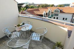 Балкон. Черногория, Бечичи : Апартаменты с 1 спальней и балконом