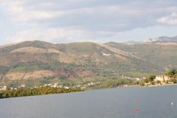 Вид. Черногория, Обала Джурашевича : Студия с большой террасой и видом на море
