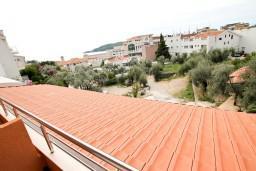 Вид. Черногория, Бечичи : Уютная студия для 2 человек, с балконом с видом на море