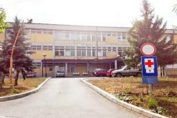 Больница в Колашине