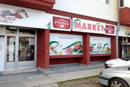 Супермаркет FRANCA в Колашине