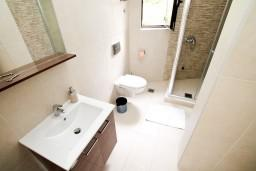 Bath room. Montenegro, Petrovac : Apartment with 1 bedroom in Petrovac