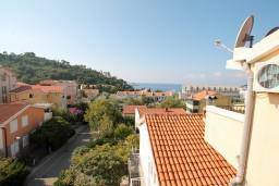 Черногория, Петровац : Студия для 2 человек, с балконом с видом на море