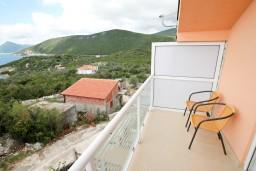 Balcony. Montenegro, Zanjice & Miriste : Apartment with 1 bedroom in Zanjice & Miriste