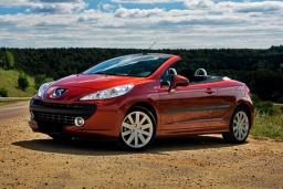 Peugeot 207 CC 1.6 автомат кабриолет : Черногория