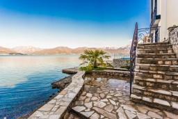 Территория. Черногория, Крашичи : Роскошная пляжная вилла с бассейном и двориком, 5 спален, 5 ванных комнат, сауна, барбекю, парковка, Wi-Fi