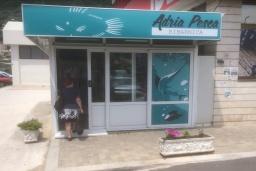 Рыбный рынок в Мельине