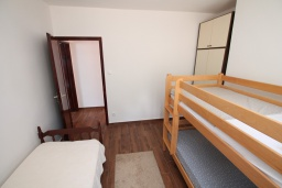 Bed room 2. Montenegro, Baosici : Apartment with 2 bedrooms in Baosici